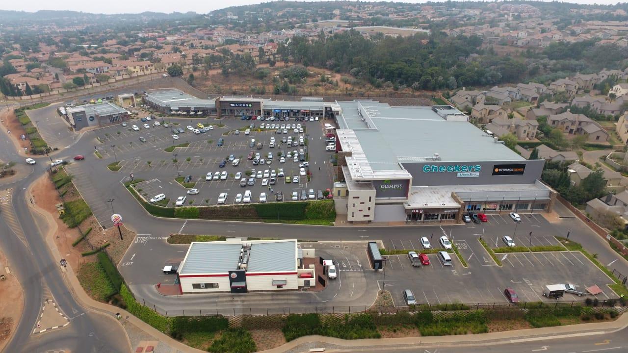 Olympus Shopping Centre - Pretoria